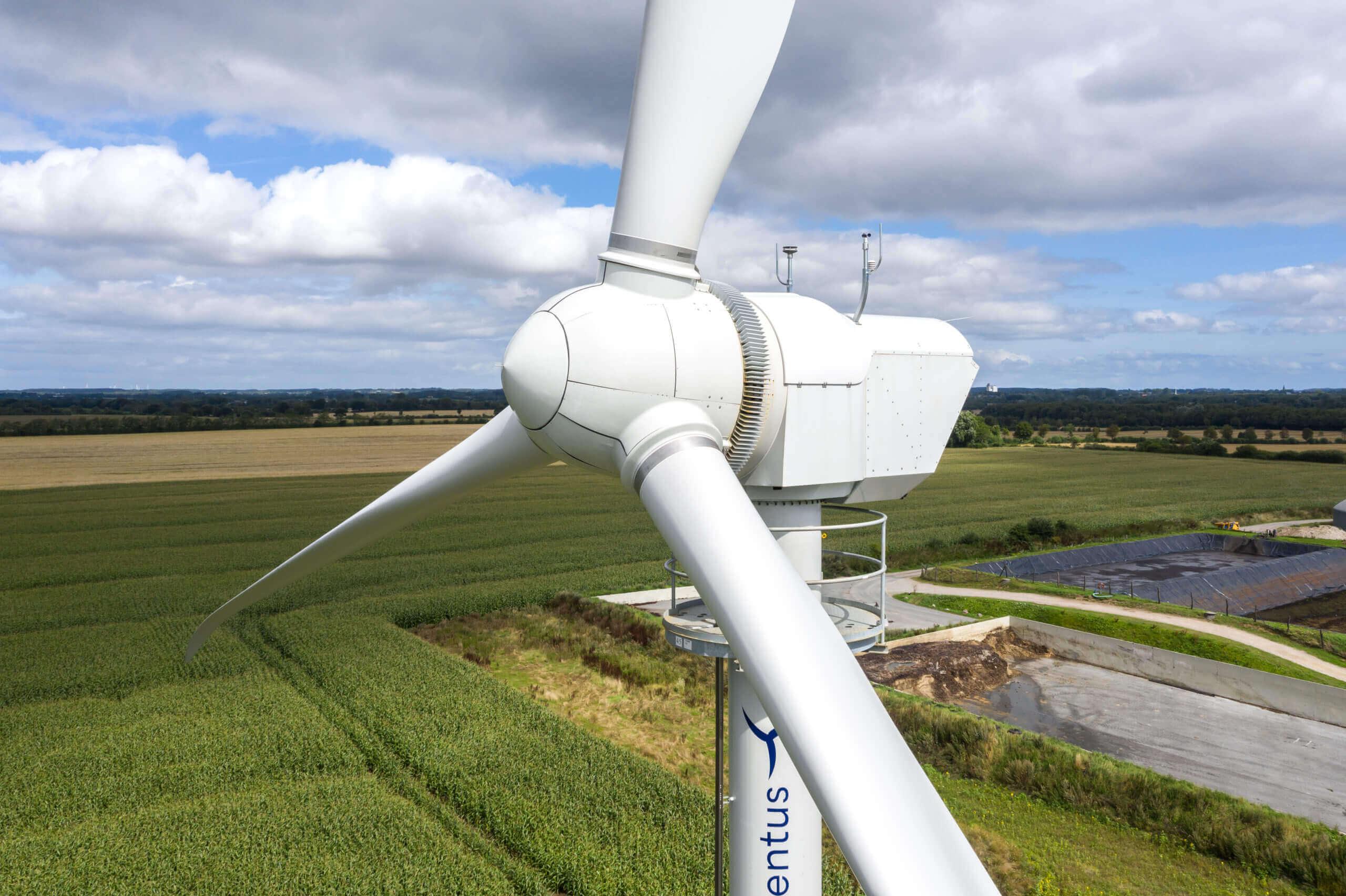 POMA Leitwind parc éolien